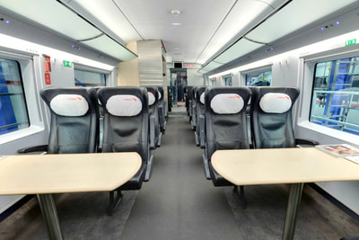 Sapsan Business Class Sapsan High Speed Train Sapsan